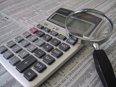 Forensic investigation of financial statements