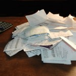 Income and financial receipts used by Certified Forensic CPAs